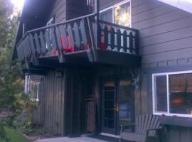 Antler Lodge, Twin Peaks