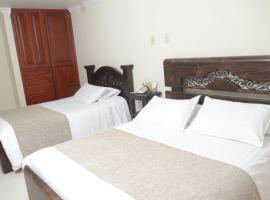 Hotel Yanuba de la Once, Sogamoso