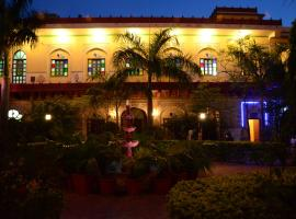 Hotel Burja Haveli, Alwar