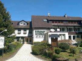 Hotel Berghof am See, Lautenthal