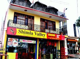 Shimla Valley, Solan