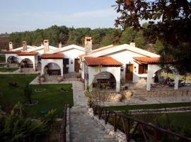 Apolithomeno Dasos Holiday Villas, Lefkimmi