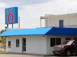 Motel 6 Delano CA, Delano