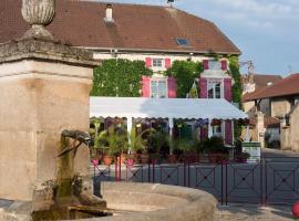 Auberge de la Fontaine, Villiers-sur-Suize