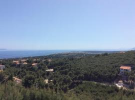 Villa Isida, Mati