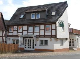 Hotel- Restaurant Zum Kleinen König, Bad Zwesten