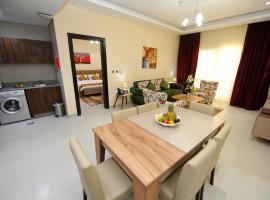 Sapphire Park Inn Hotel & Apartment, Doha