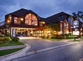 Best Western Plus Dockside Waterfront Inn, Mackinaw City