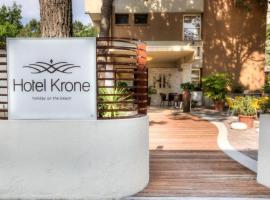 Hotel Krone, Lido di Classe