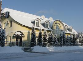 Boglárka Panzió - Étterem és Apartmanházak, Mezőkövesd
