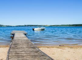 Beau-Rivage du Lac de Pareloup, Salles-Curan