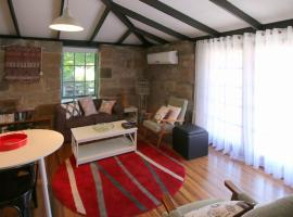 Gumtrees Cottage Stables, Ross