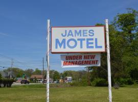 James Motel, Monroe