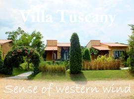 Villa Tuscany Country Resort, Suan Phung