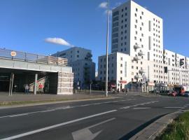 Apartamenty Metro Młociny, Warsaw