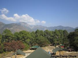 Jungle Camp Dhura, Nainital