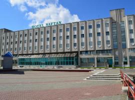 Naftan, Navapolatsk