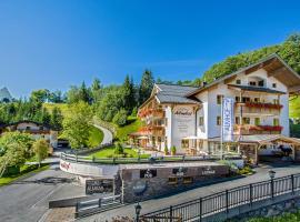 ALMHOF Alpin Apartments & Spa, Dienten am Hochkönig
