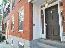 12 Mt. Vernon Street by Short Term Rentals Boston