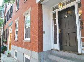 12 Mt. Vernon Street by Short Term Rentals Boston