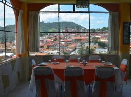 Hotel Restaurante Los Arcos, Tlalpujahua de Rayón