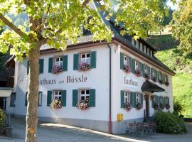 Gasthaus zum Rössle, Bollschweil