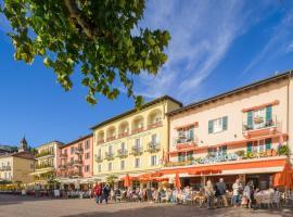 Piazza Ascona Hotel & Restaurants, Ascona