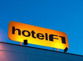 hotelF1 Strasbourg Sud Illkirch, Geispolsheim