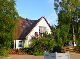 Duenen-Hus am Strand, Dierhagen