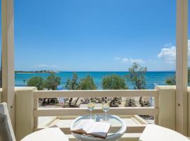 Angel Suites, Agia Anna Naxos