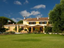 Is Benas Country Lodge, Santa Caterina