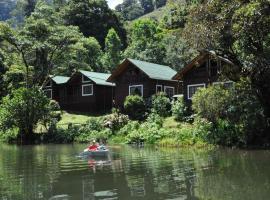 Sueños del Bosque Lodge, Providencia
