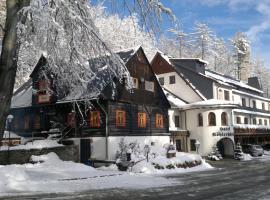 Hotel und Restaurant Köhlerhütte - Fürstenbrunn, Beierfeld