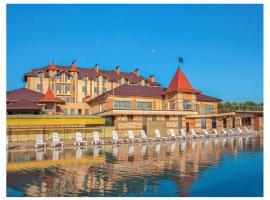 Zolota Gora Hotel-Rancho, Uzhhorod