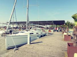 Daily Sail - Übernachten am Boot, Neusiedl am See