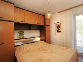 Apartments Iskra, Povlja
