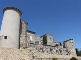 Château de Vedène, Vedène