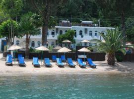 Cennet Marina & Yacht Club, Orhaniye