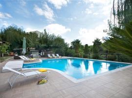 Mando Luxury Resort, Kouvarás