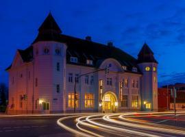 Hotel Alter Kreisbahnhof, Šlēsviga