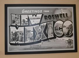 Super 8 Roswell, Roswell