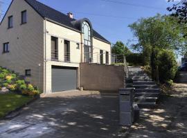 Villa les bisous, 브뤼셀