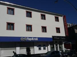 Birlik Sahin Hotel, Agrı