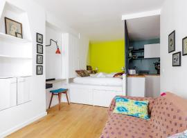 Appartement Abbesses
