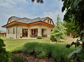 residence Barthez, Roztoky
