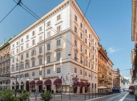 Hotel California, Řím