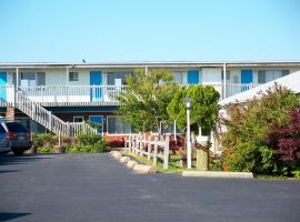 Blue Sea Motor Inn, North Truro