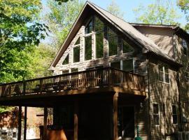 Moose House, Lake Harmony
