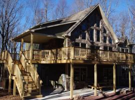 Aspen House, Lake Harmony
