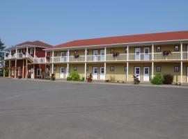 海軍陸戰隊汽車旅館, Kamouraska